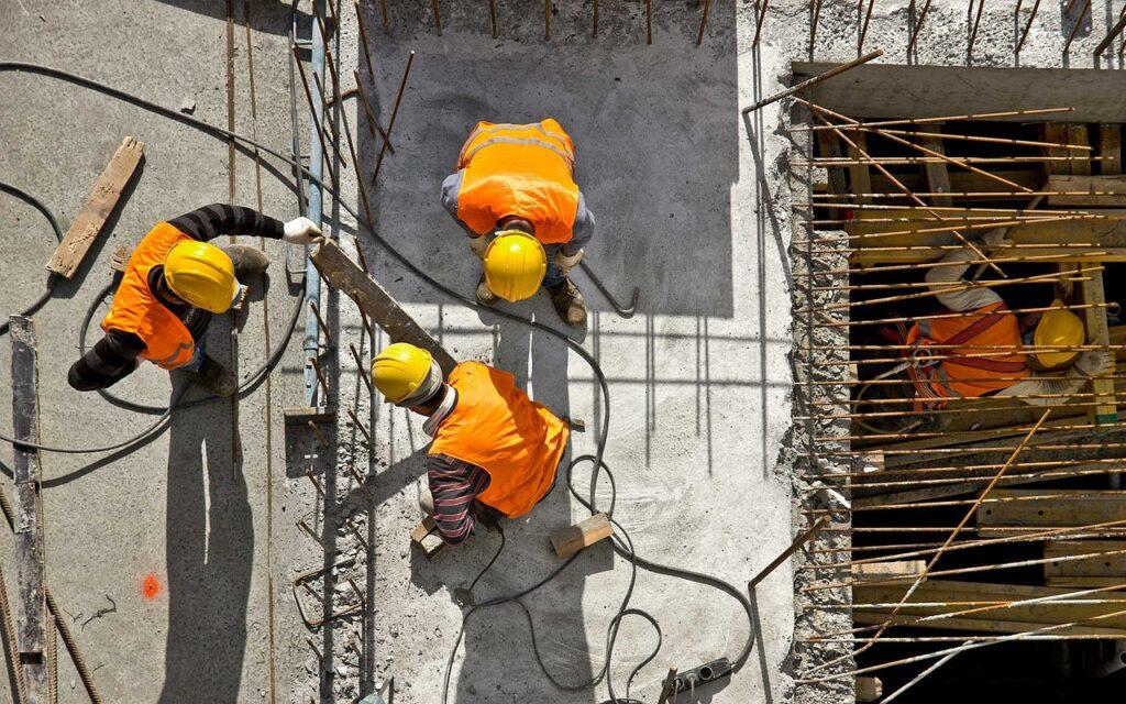 Construcción, instalaciones y mantenimiento